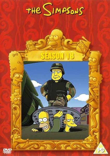 Les Simpson - Saison 18 [Complete]